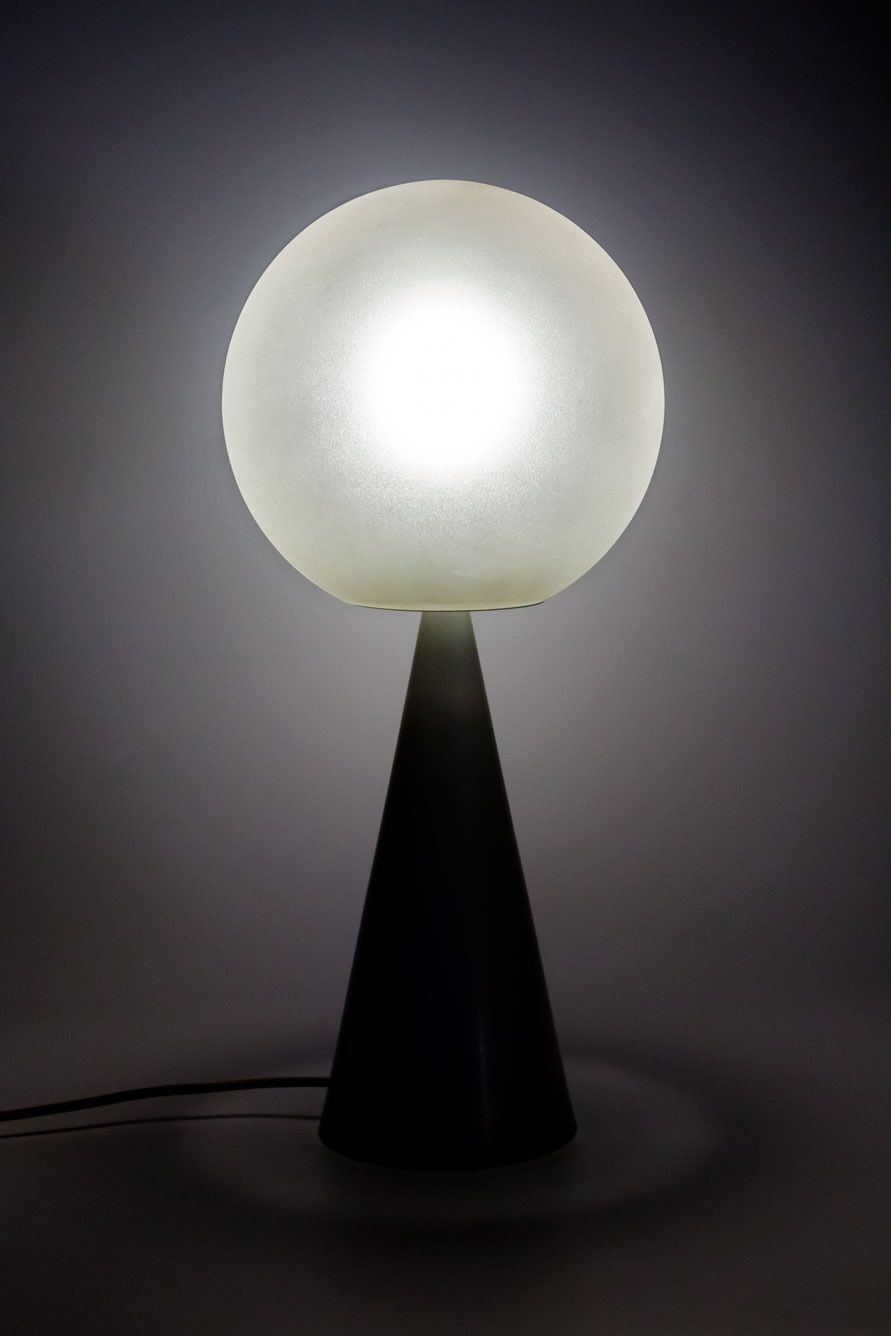 Bilia Table Lamp by Gio Ponti for Fontana Arte | Modern table ...