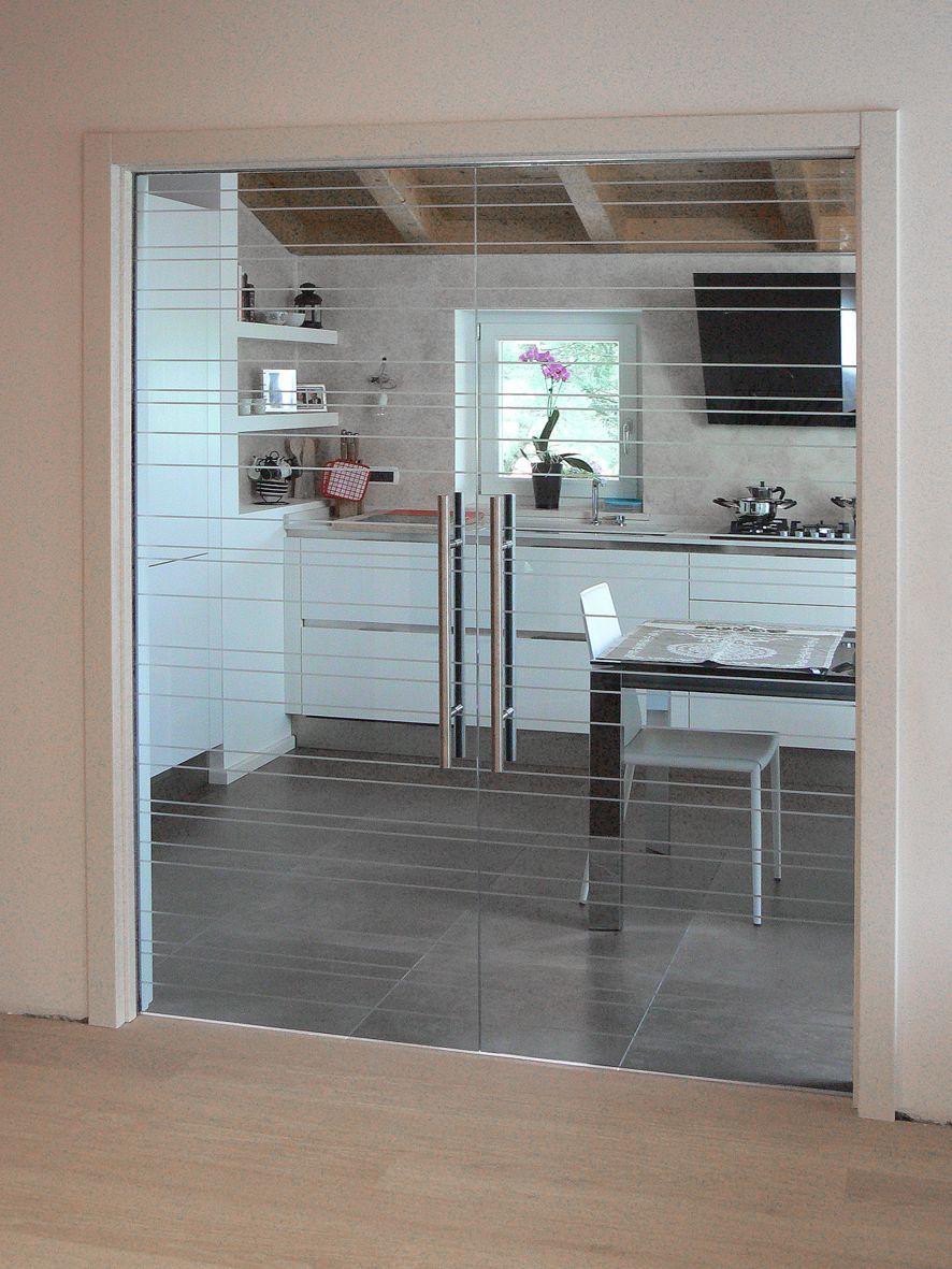 cucina separata doppia anta scorrevole - Cerca con Google ...