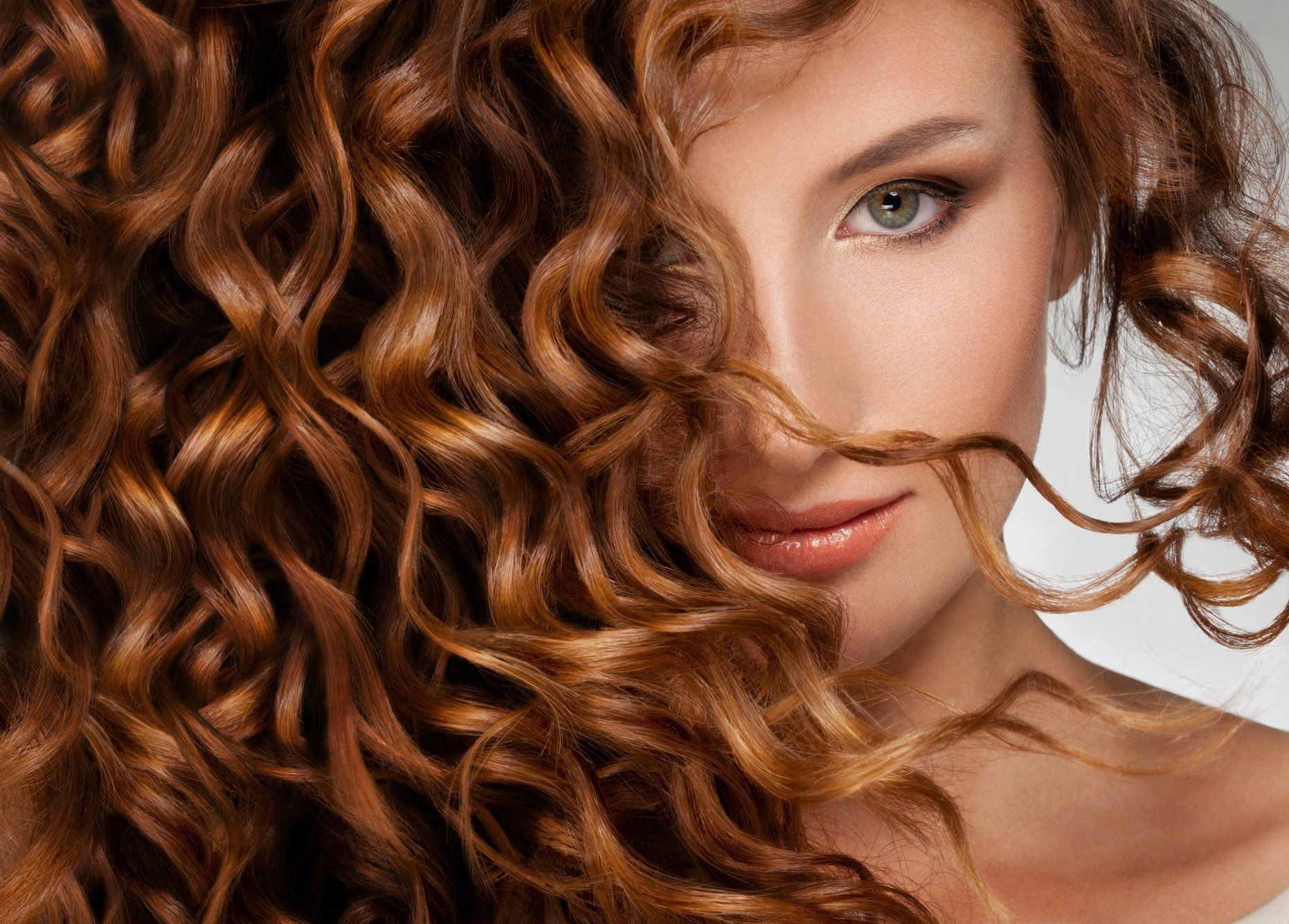 Typesofpermforlonghairg hair color pinterest