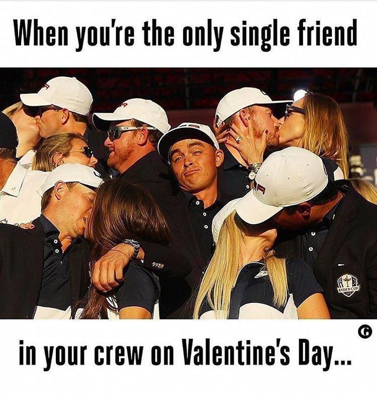 LOL! #ValentinesDay2017   Rock Bottom Golf #RockBottomGolf #Golfquotes #golfhumor