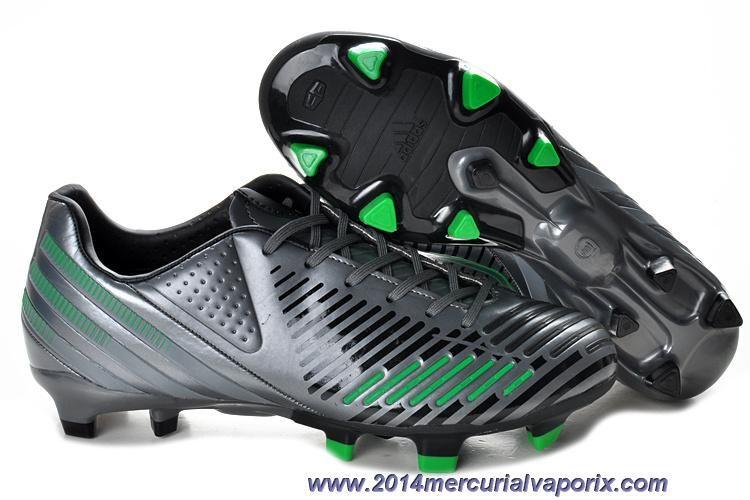Bright Grey-Dark Green Adidas Predator LZ TRX FG Sale