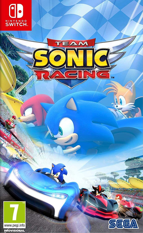 Team Sonic Racing Nintendo Switch Juegos De Wii Juegos De Consolas Consola De Juegos