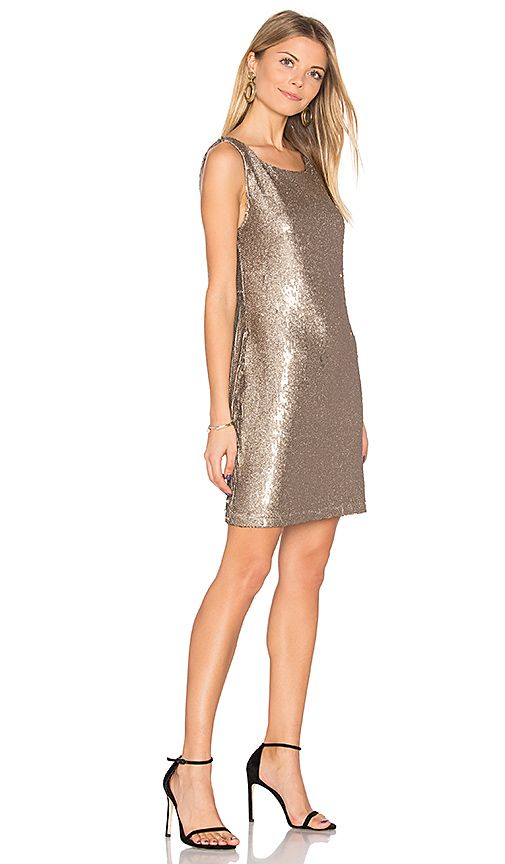 6eb282fd46f BB Dakota Penley Dress in Gold