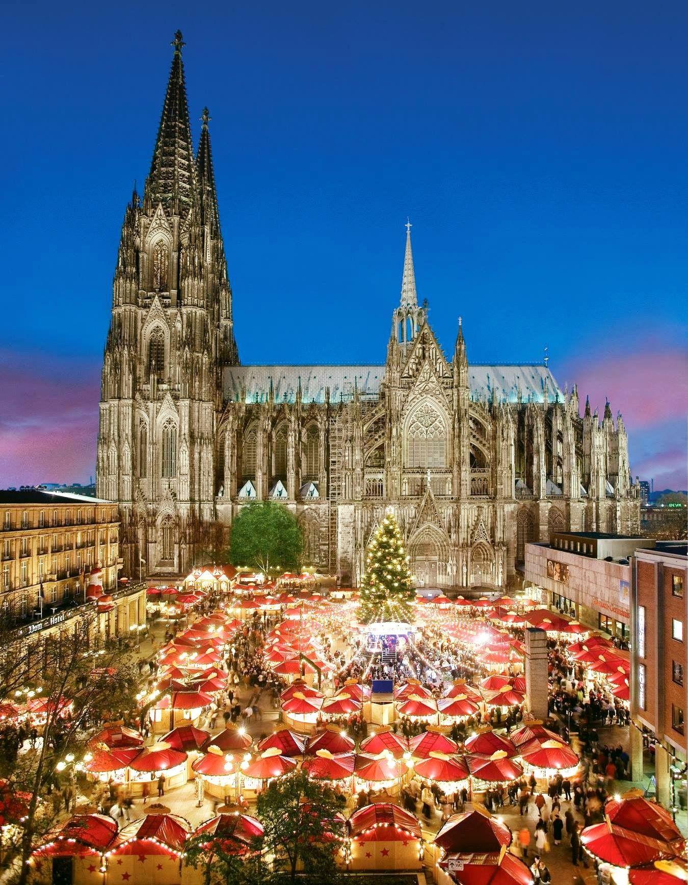 Cologne, Germany 🇩🇪Christmas Market Christmas markets