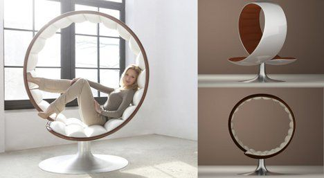 Intimate Conversation Chair