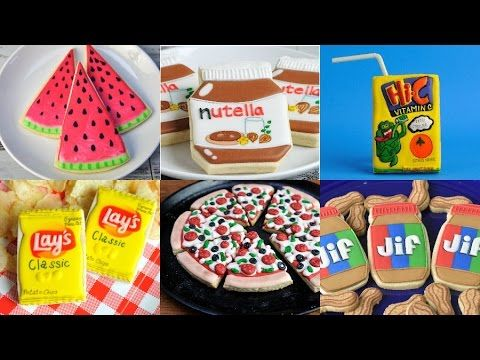 April Fool's Day is around the corner, why not prank someone with these awesome cookies. Enjoy. I love to bake, decorate cookies, cakes, cupcakes. Have a sug...