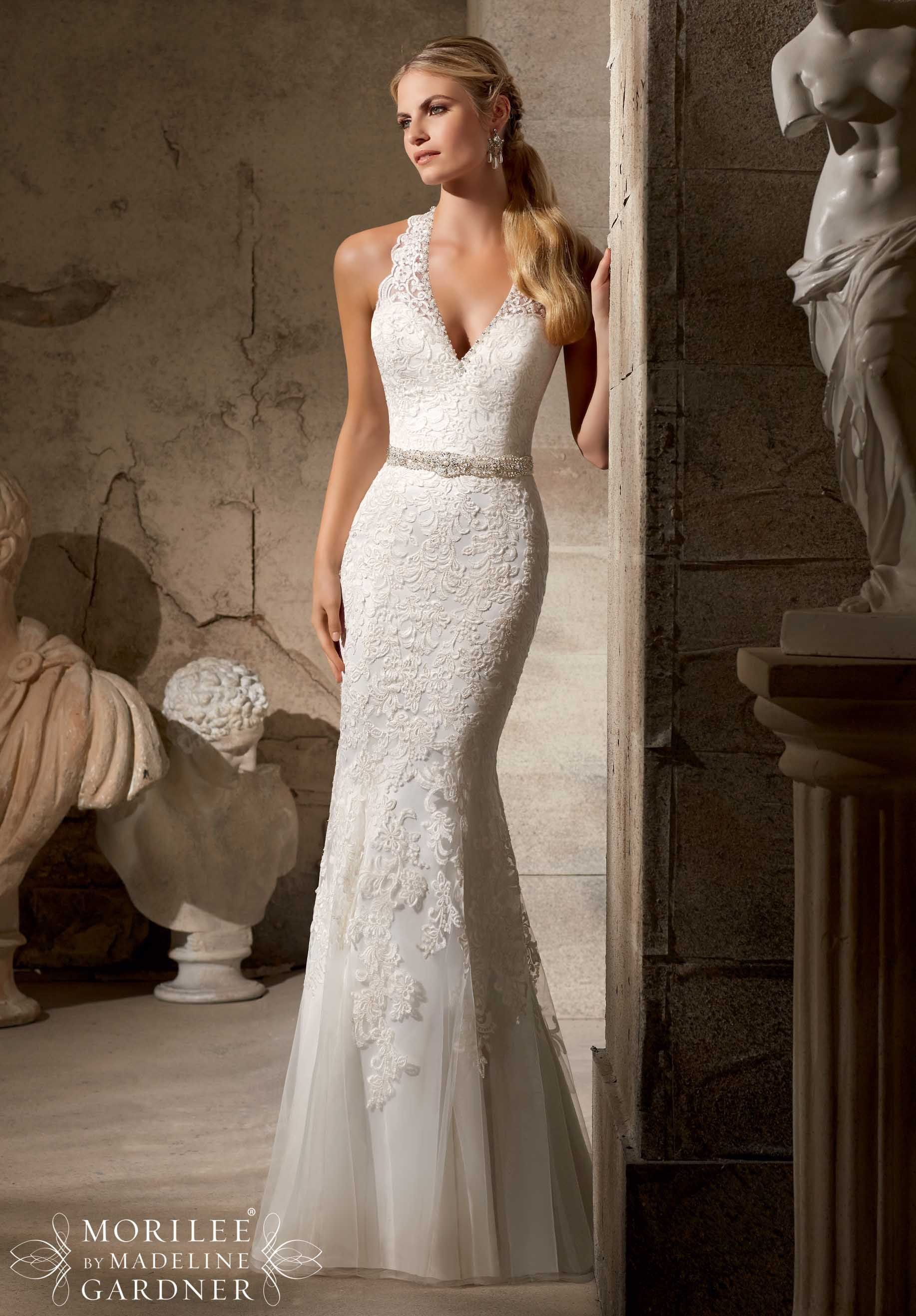 Sheath Wedding Dresses