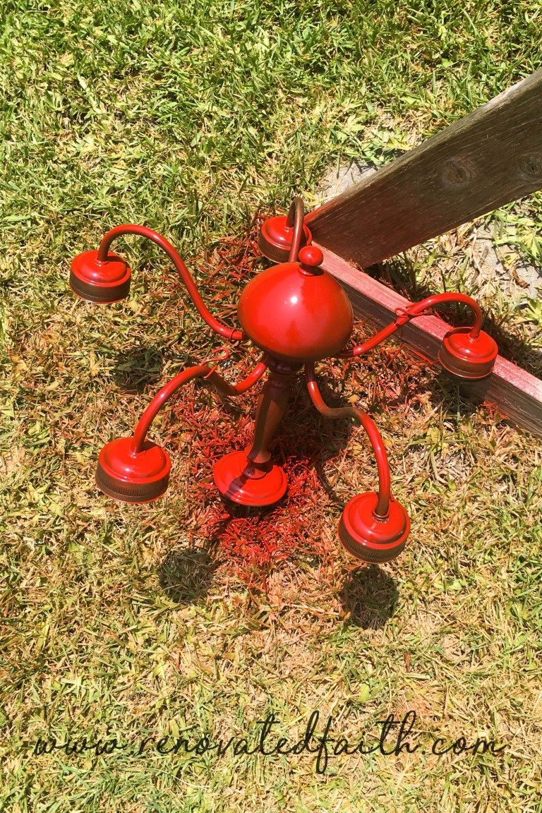 How To Make A Diy Chandelier Hummingbird Feeder On A Budget In 2020 With Images Homemade Hummingbird Feeder Humming Bird Feeders Diy Hummingbird Feeder