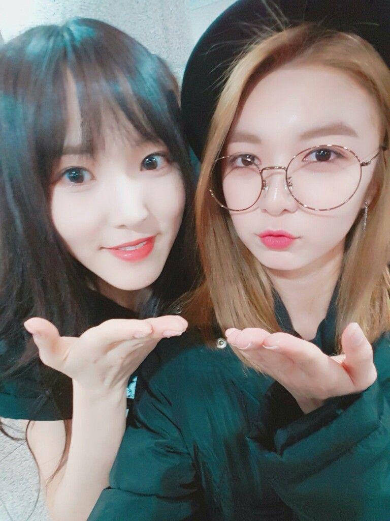 Dami and Yuju