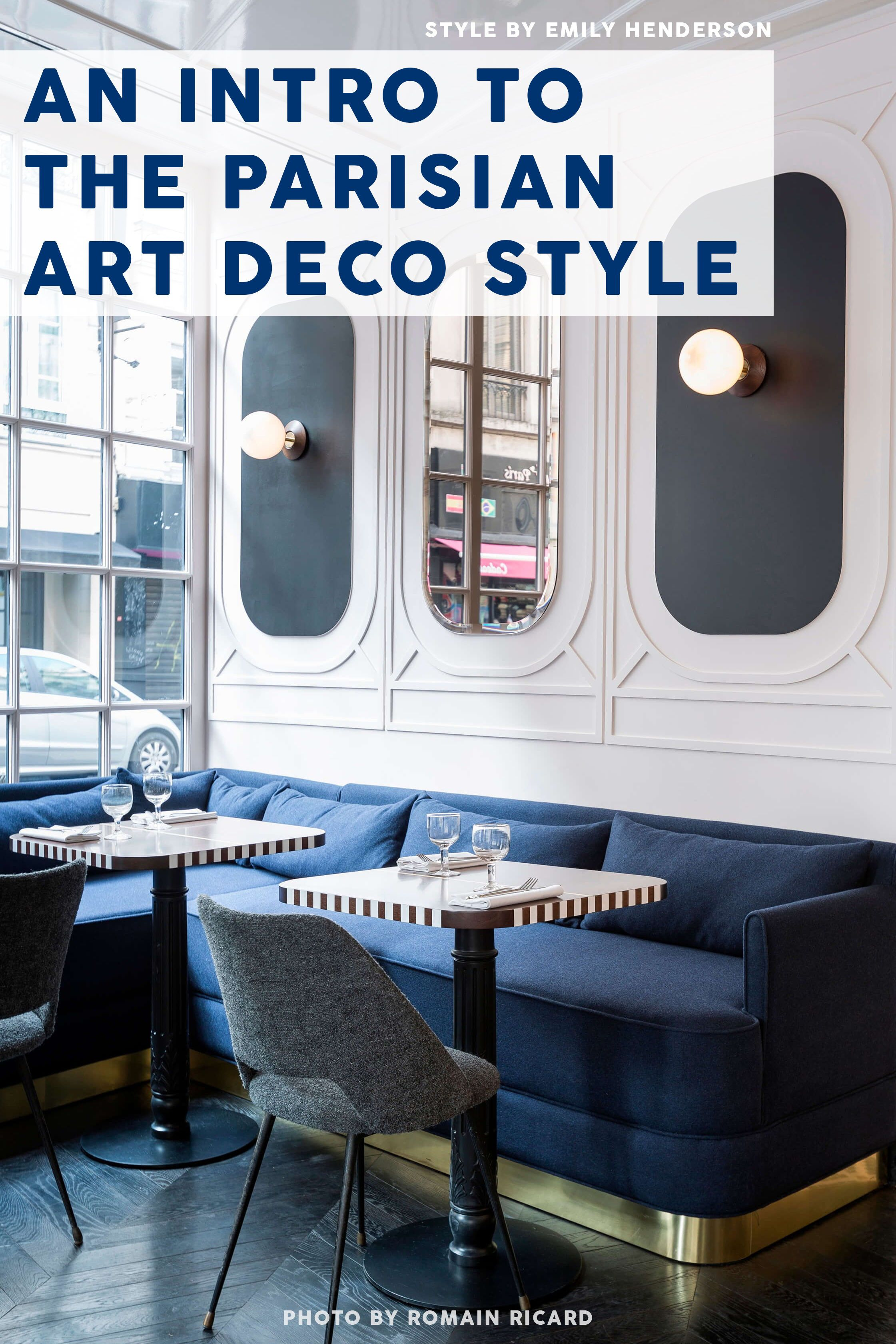 decor and design 9 art deco style emerald interiors blog An Intro to the Parisian Art Deco Style | Emily Henderson #interiordesign