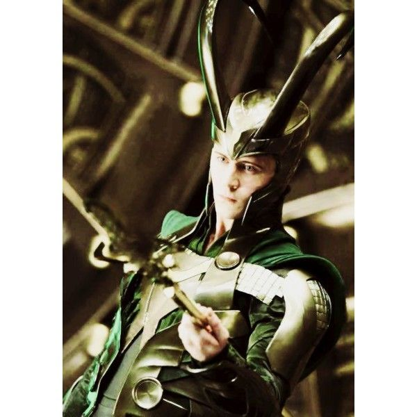Up All Night to Get Loki'd ❤ liked on Polyvore featuring marvel, loki, marvel/dc and pictures