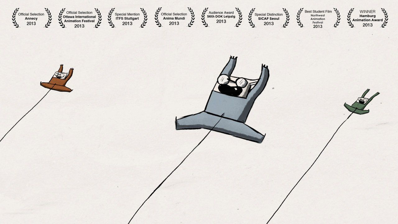 WIND. WIND is an animated short about the daily life of people living in a windy area who seem helplessly exposed to the weather. However, t...