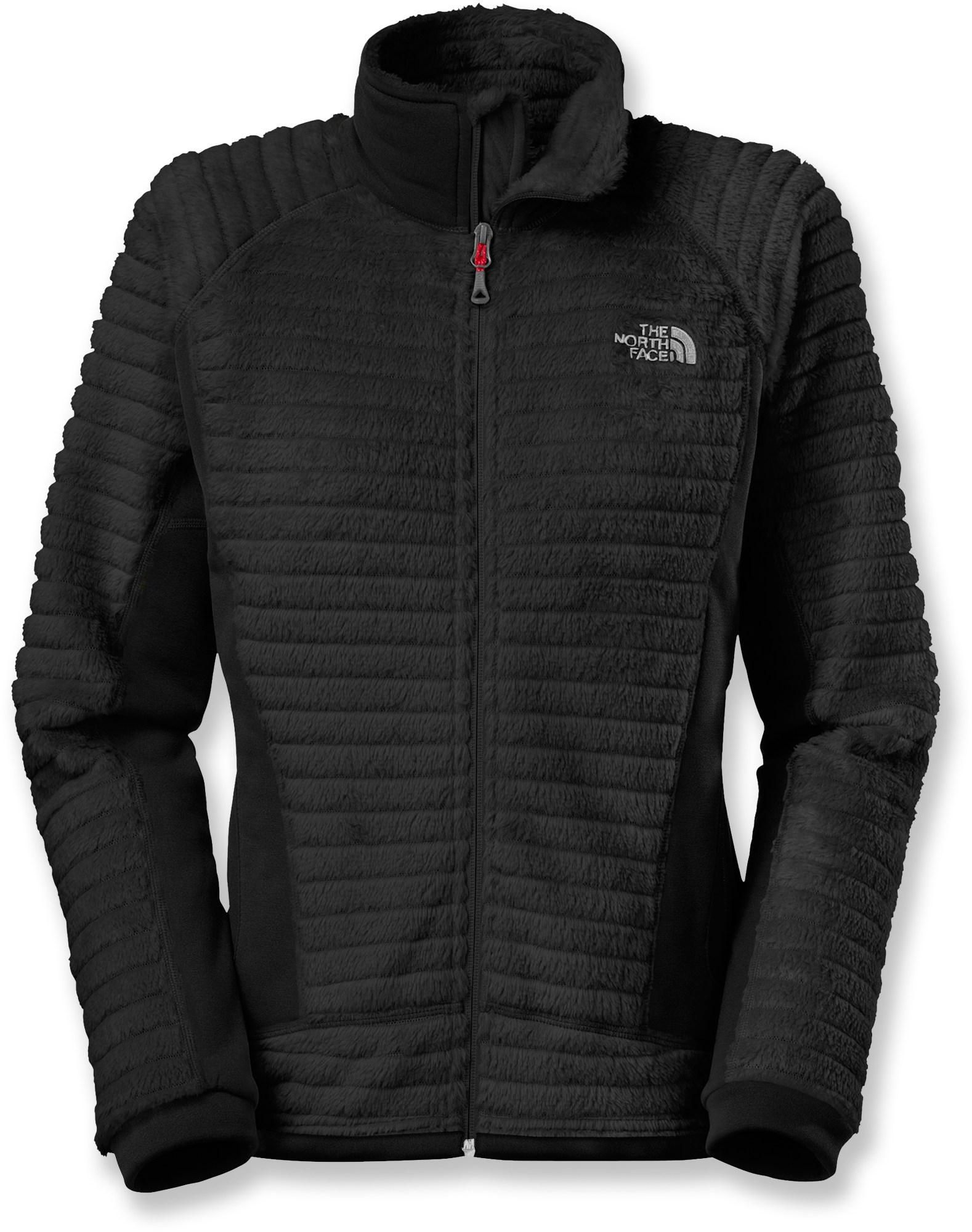 320cd8afe The North Face Radium High-Loft fleece jacket provides lightweight ...