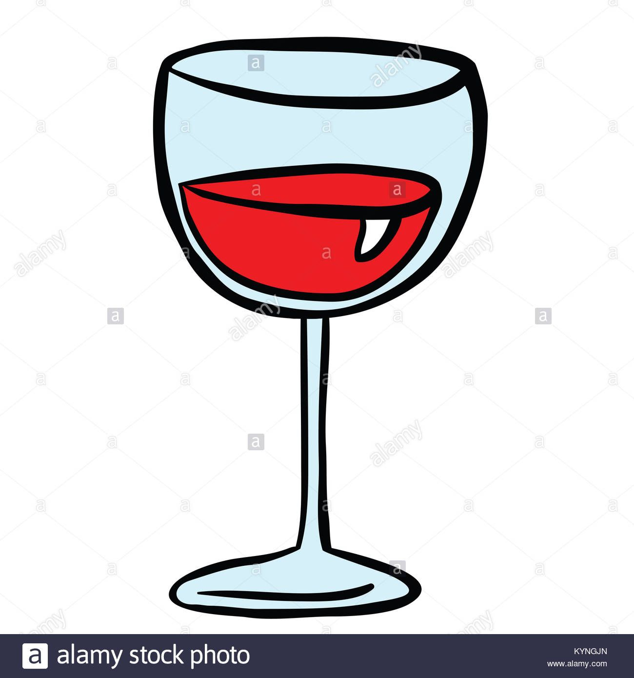 Red Wine Clipart Folder Decoration Wine Glass Glassware