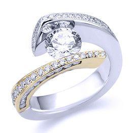 Engagement Rings Andrews Jewelers Buffalo NY TRENDY FINE