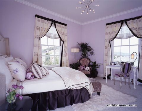 Rooms Colors meaning of colors, monochromatic color scheme, girls bedrooms