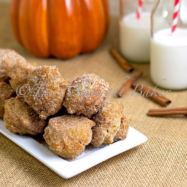 Easy Pumpkin Donuts are a fall treat