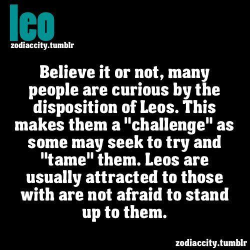 Leo Zodiac Quotes Visit Zodiaccitytumblr Zodiac Leo
