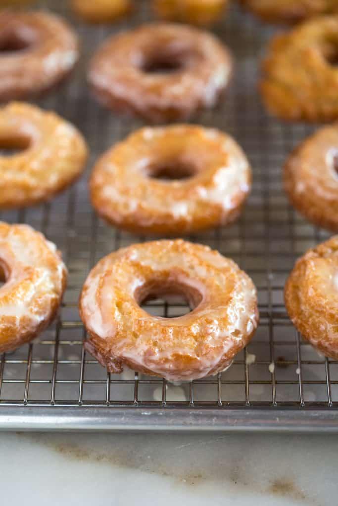 Old Fashioned Sour Cream Donuts Recipe Sour Cream Donut Cream Donut Recipe Donut Recipes
