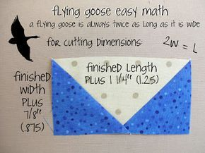 pieceful kwilter: No Waste Flying Geese Tutorial Found this a few years ago. It is the greatest and makes perfect flying geese. In fact love this blog. :))