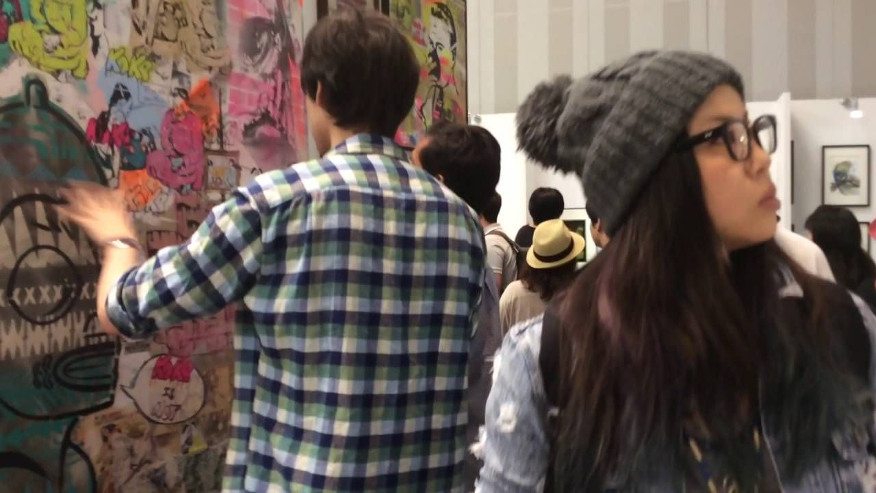 Tokyo Art Fair 2016