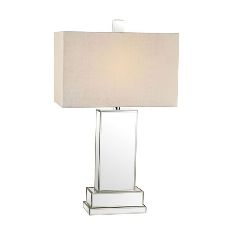Dolly Mirrored Table Lamp Chrome Table Lamp Table Lamp Lamp