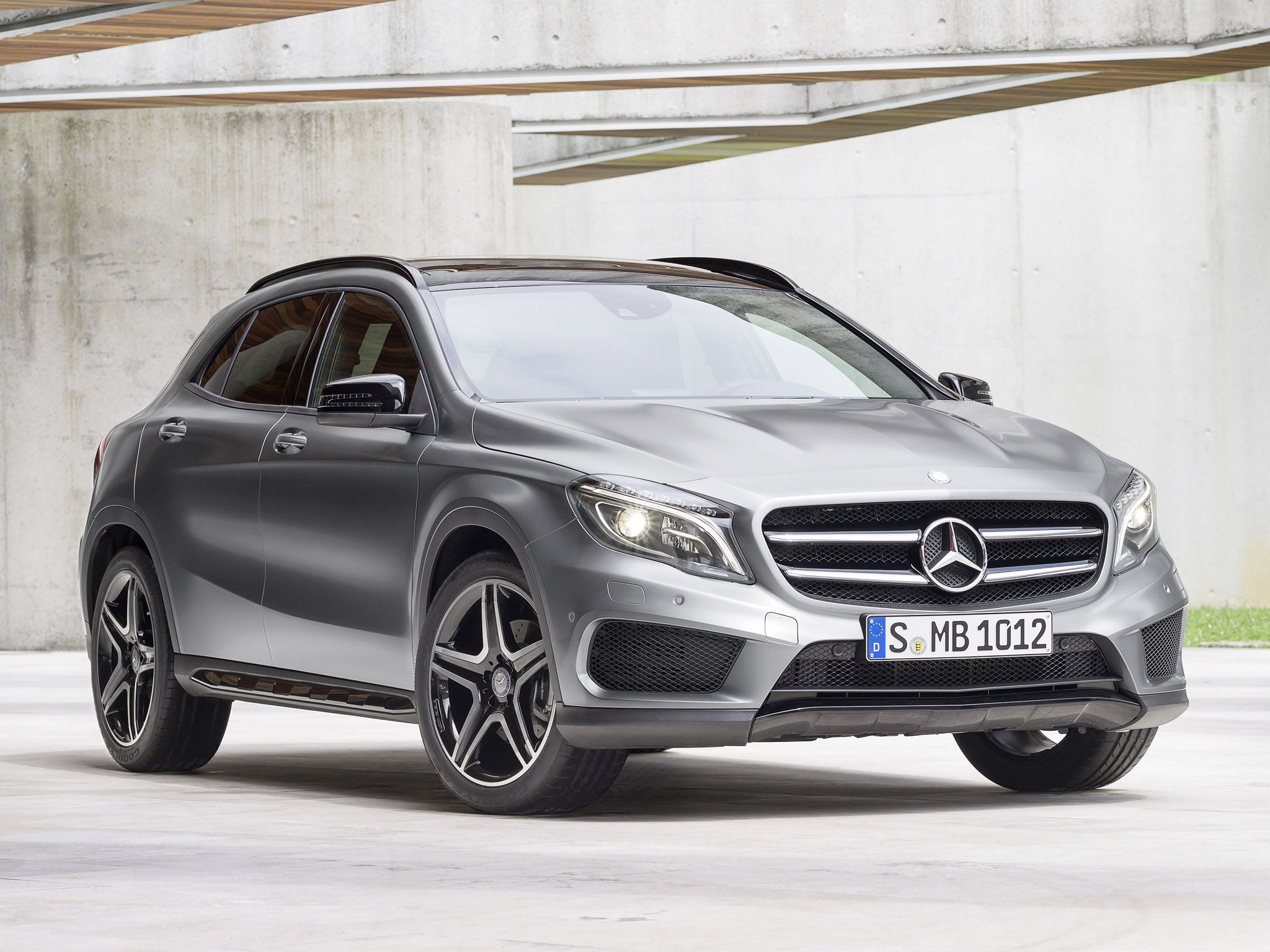 2014 mercedes gla 250 4matic amg sport package x156