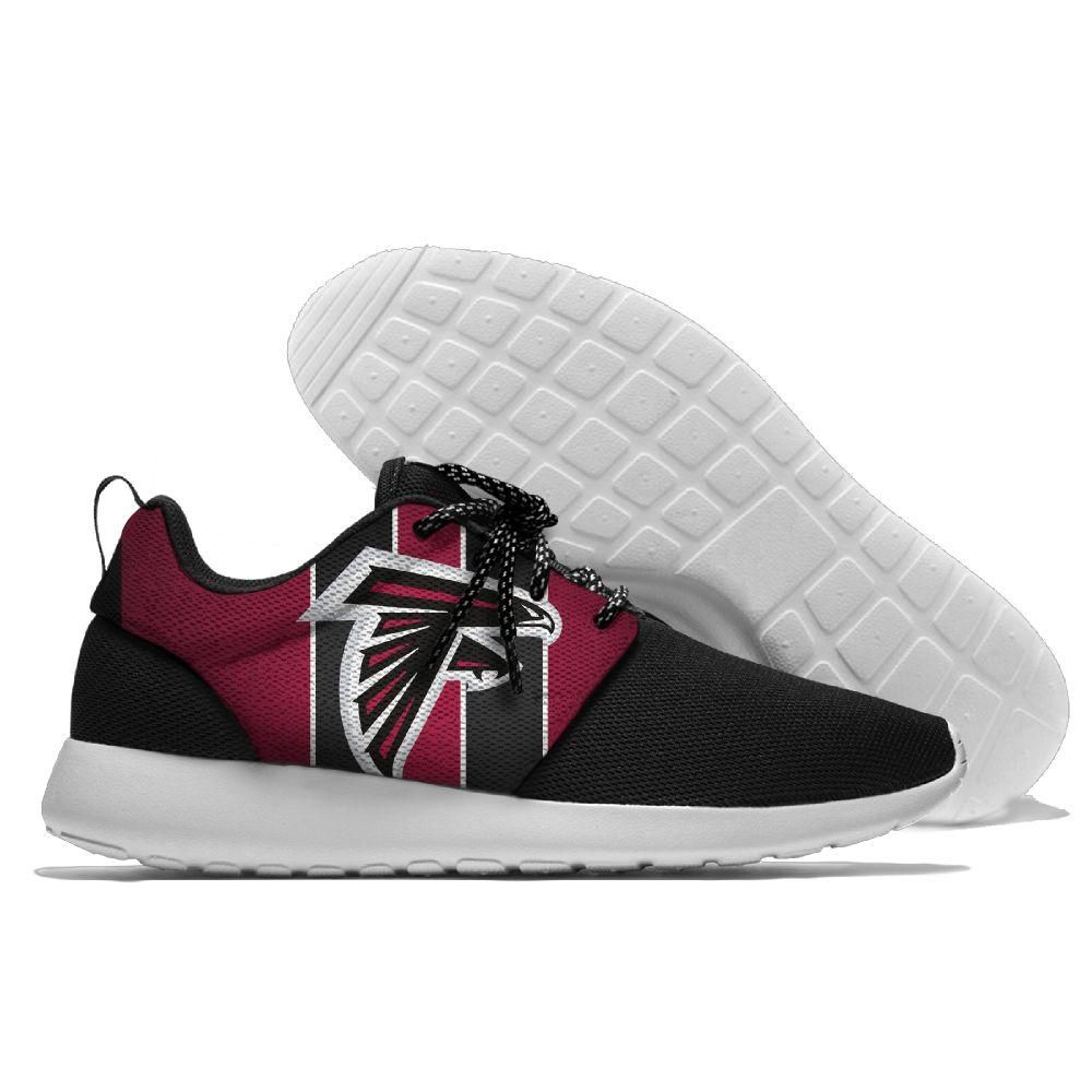 Nfl Shoes Sneaker Lightweight Atlanta Falcons Shoes For Sale Super Comfort Atlanta Falcons Shoes Nfl Shoes American Football Shoes