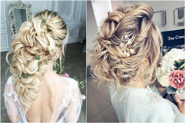 35 Wedding Updo Hairstyles For Long Hair From Ulyana Aster: 65 Long Bridesmaid Hair & Bridal Hairstyles For Wedding