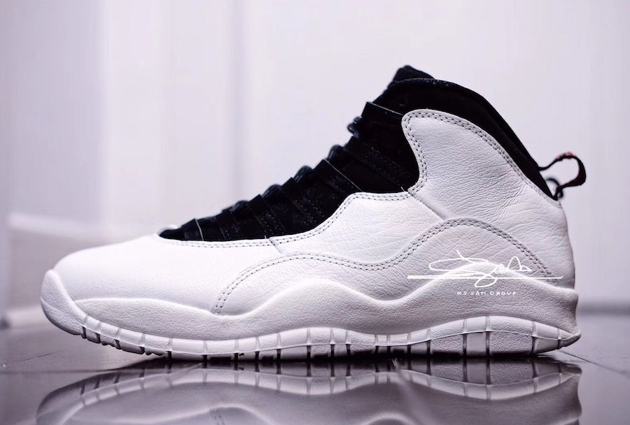 "A Closer Look at the Air Jordan 10 ""I m Back"" Releasing in 2018 ... b87936792"