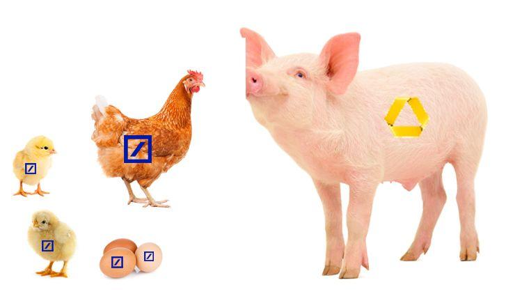 Das Mogliche Ergebnis Der Gescheiterten Deutsche Bank Commerzbank Deutsche Bank Logo Bank Mach Es Moglich