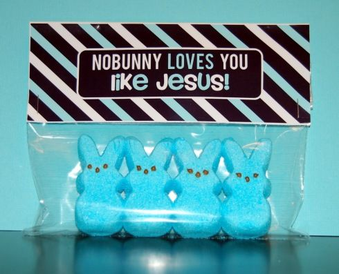 Bunny crafts easter gift and holidays such a cute daycare easter gift idea negle Choice Image