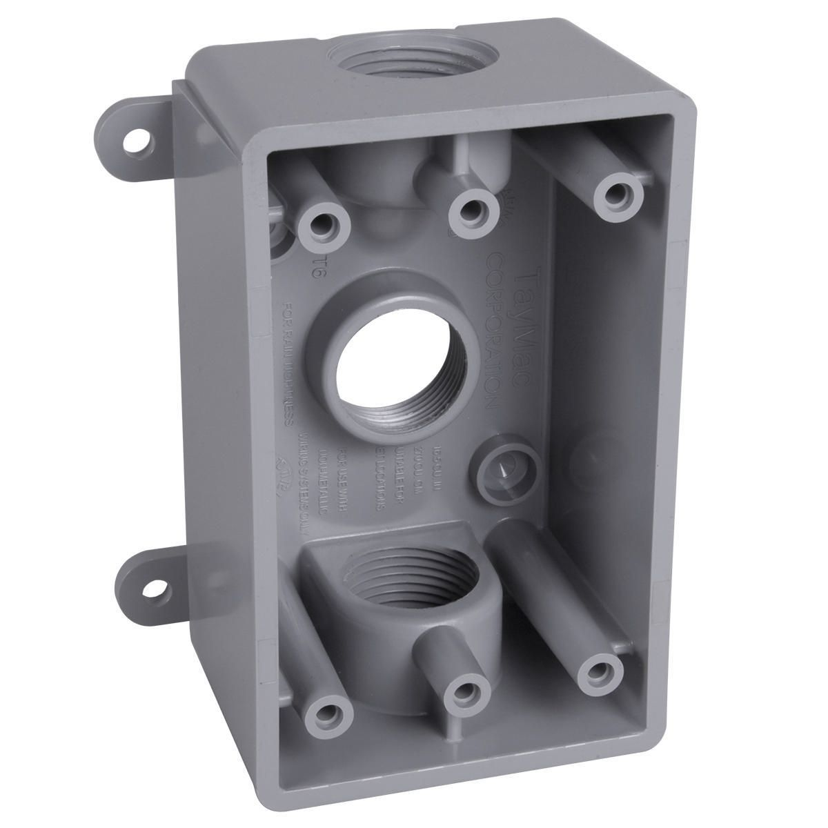 Sometimes You Want Plastic  Our Psb Series Nonmetallic Boxes From  Belloutdoor Are For General
