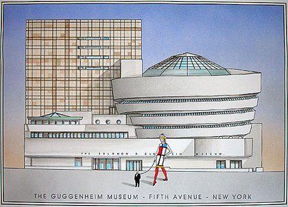New York Architecture Images The Solomon R Guggenheim Museum Guggenheim Museum New York Architecture Guggenheim