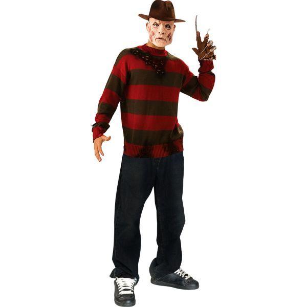 Teen Boys Freddy Krueger Sweater Deluxe Things I Love Freddy