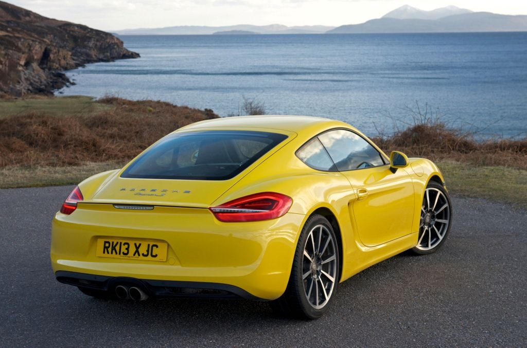 Porsche Cayman Wins Best Coupé At UKCOTY Awards 2014: The Porsche Cayman  Has Won The Category Of U0027Best Coupéu0027 In The Inaugural 2014 UK Car Of The  Year ...