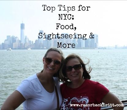 After 8 trips to NYC, I'm sharing my favorite tips for lodging, food, sightseeing, Broadway shows, shopping and more!