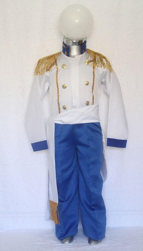 6a6a80251b Disfraz De Principe Azul ! Rey Disfraces Medieval Primavera -   500.00 en  MercadoLibre