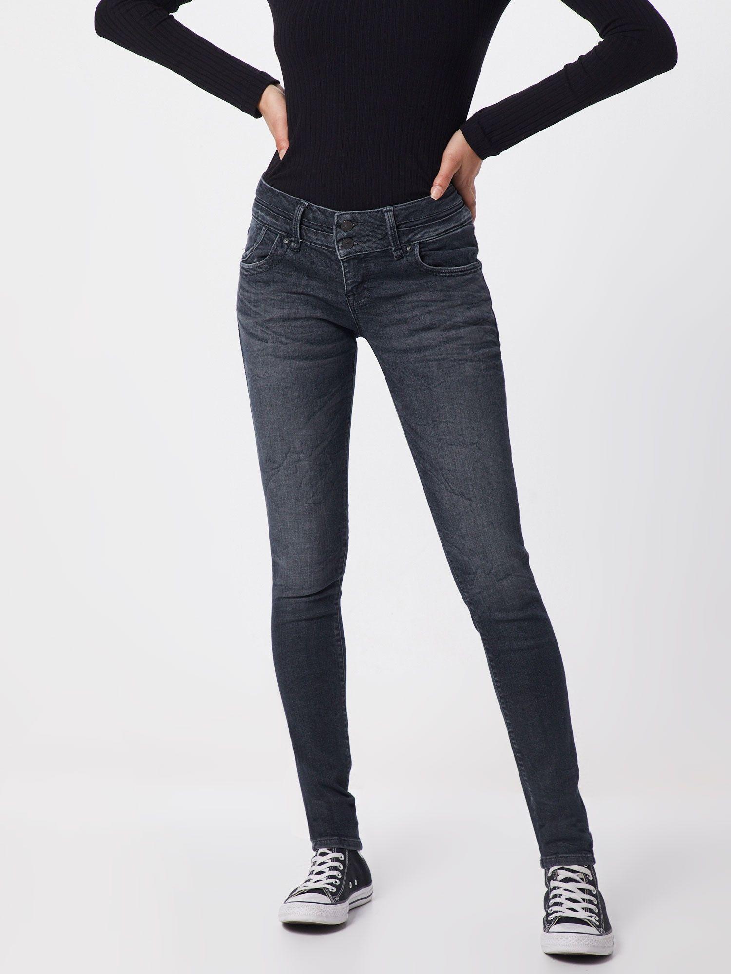 LTB Jeans 'JULITA X' Damen, Grey Denim, Größe 32 | Jeans