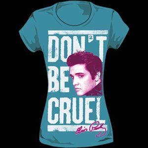 Elvis Presley Don T Be Cruel T Shirts For Women Elvis Presley Elvis
