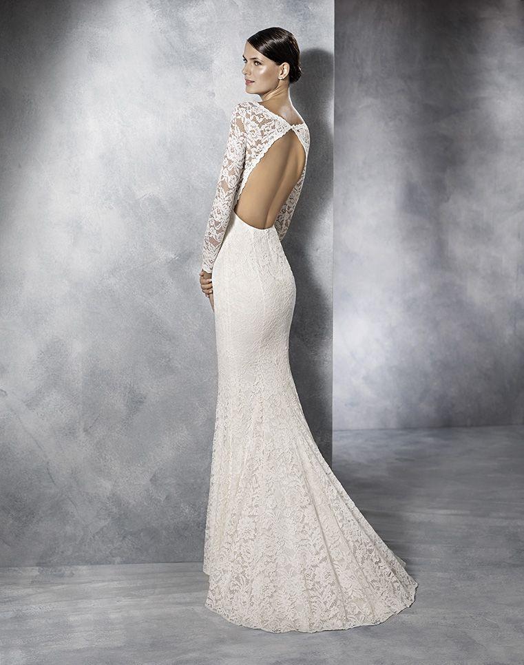 Vestidos de novia en Palma de Mallorca | Vestidos novia | Pinterest ...