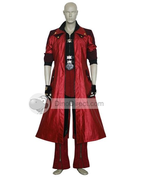 Devil May Cry Dante Halloween cosplay costume