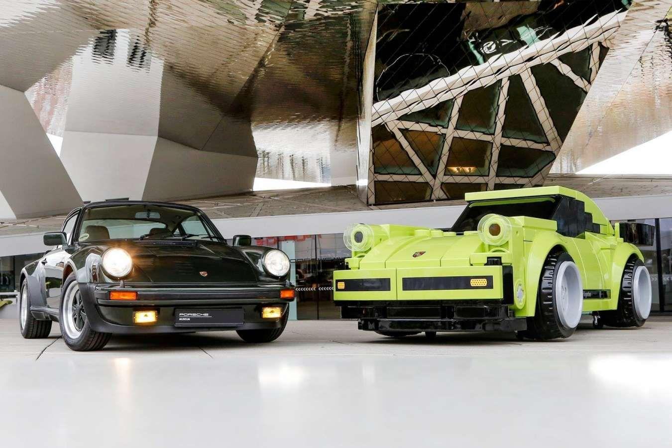Porsche Build Full Size 930 Turbo Out Of Lego Porsche