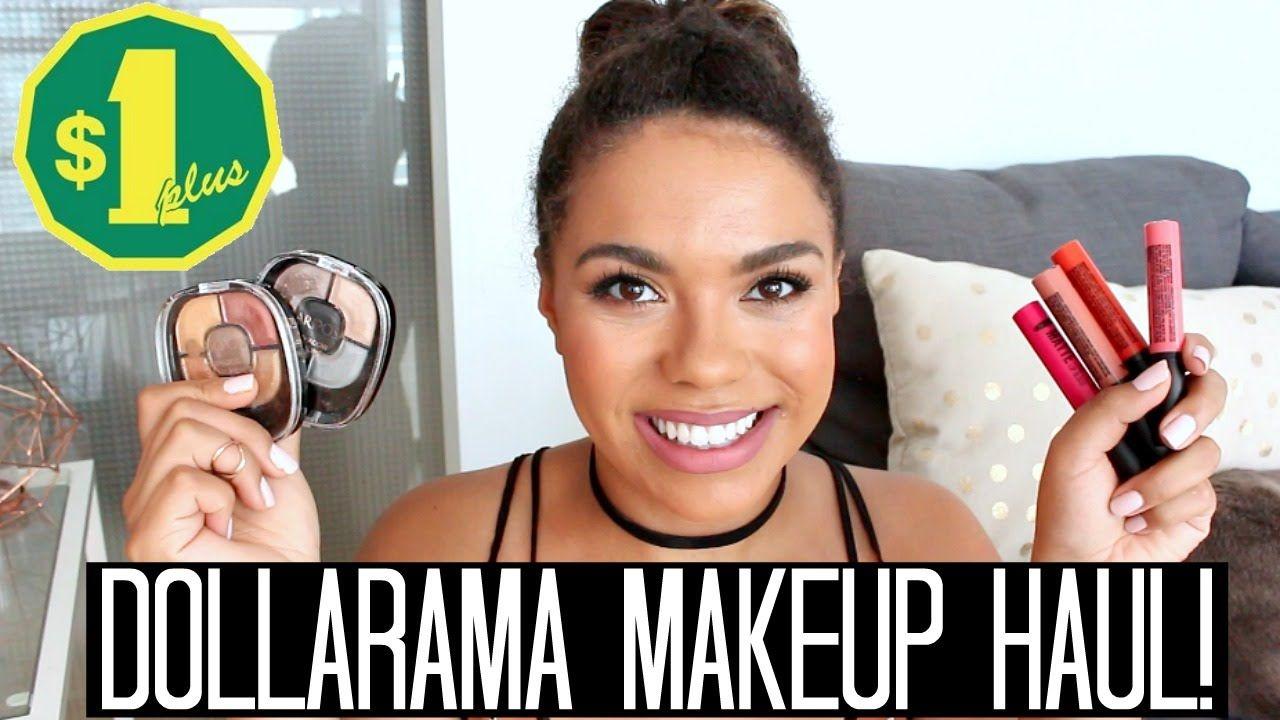 Dollarama Makeup Haul Mariposa Reviews Samantha Jane