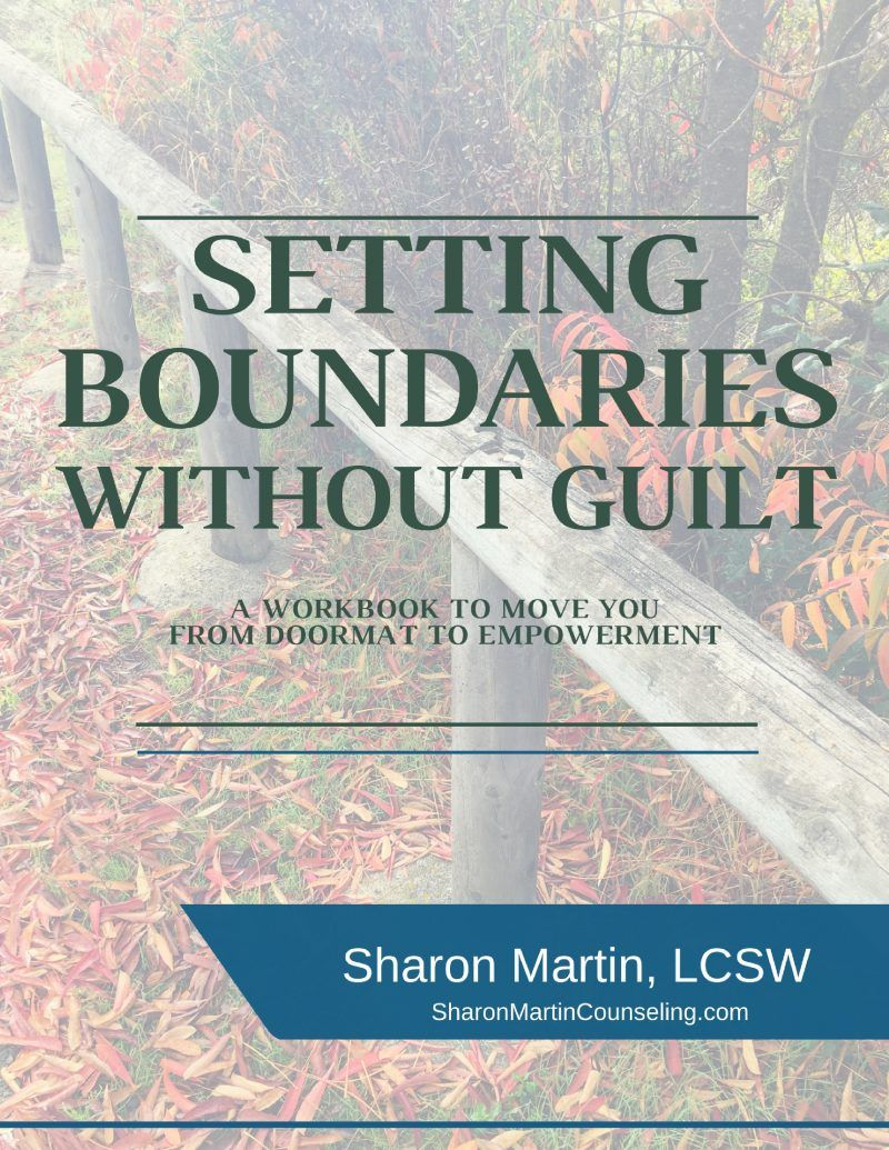 Setting Boundaries Workbook | Mental health, Social work and ...