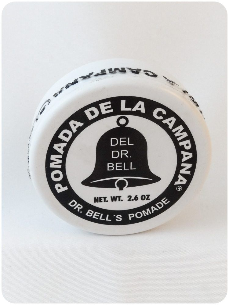 Pomada Campana Dr Bell S Cream Tex Mex Curios Skin