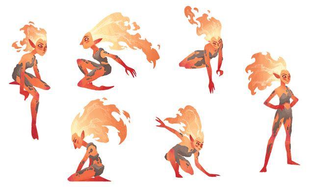 alyssa petersen blog: Fire Girl