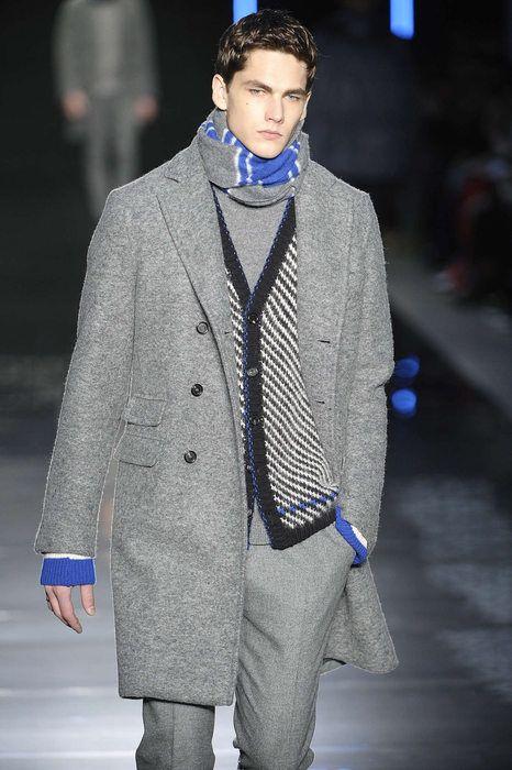 Ermanno Scervino, Fall-Winter 2014, Milan, Menswear