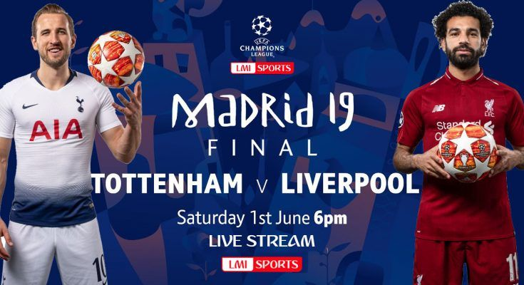 Tottenham vs Liverpool Final LIVE Reddit Soccer Streams 1 ...