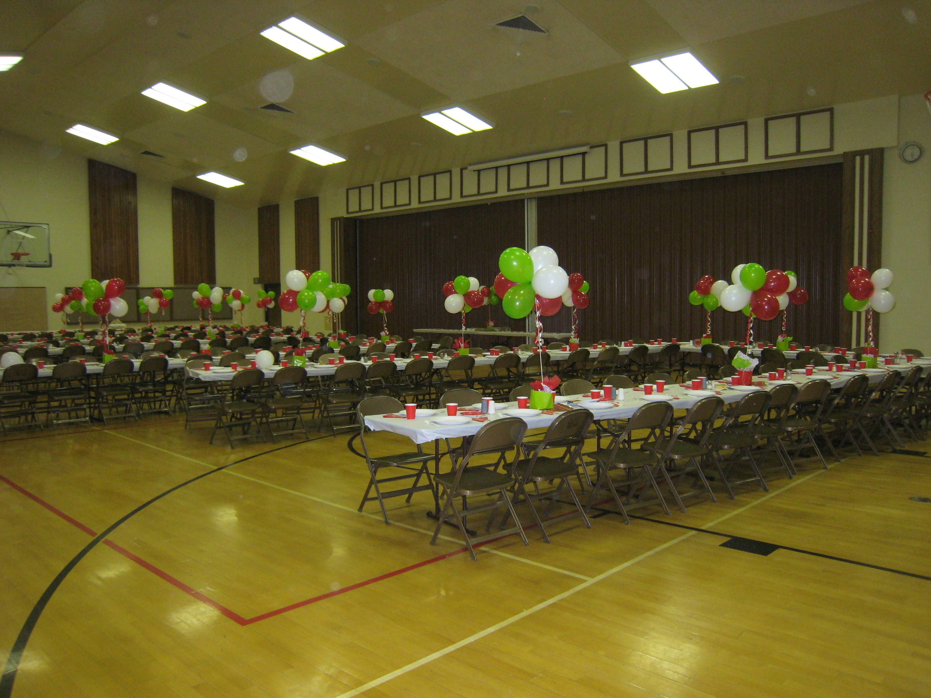 Lds Ward Christmas Party Ideas Part - 49: Church Christmas Party Decorations, Turned Out So Cute And Fun!